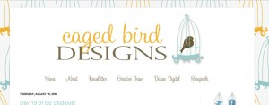 Caged Bird Designs Screen Shot